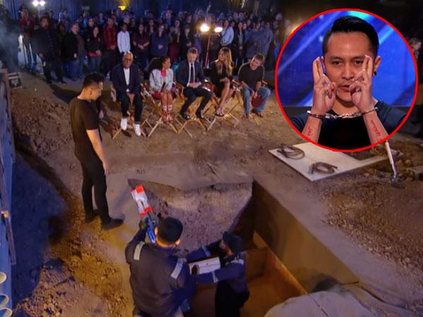 Aksi Kedua Demian Aditya di 'America's Got Talent' Kembali Bikin Merinding!