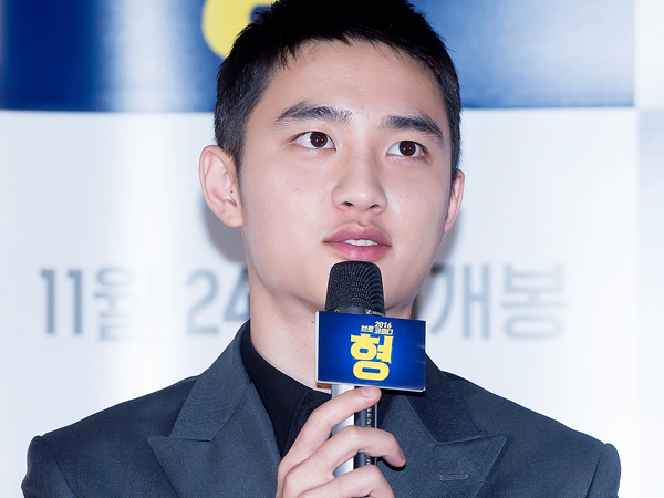 Dikritik, D.O EXO Dianggap Diskriminasi Aktris Rekan Aktingnya di Film 'Hyung'