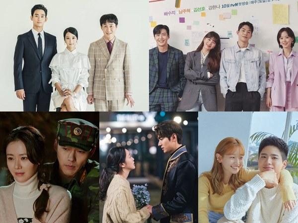 10 Drama Korea yang Paling Banyak di Tonton di Netlix Tahun 2020 (Part 2)