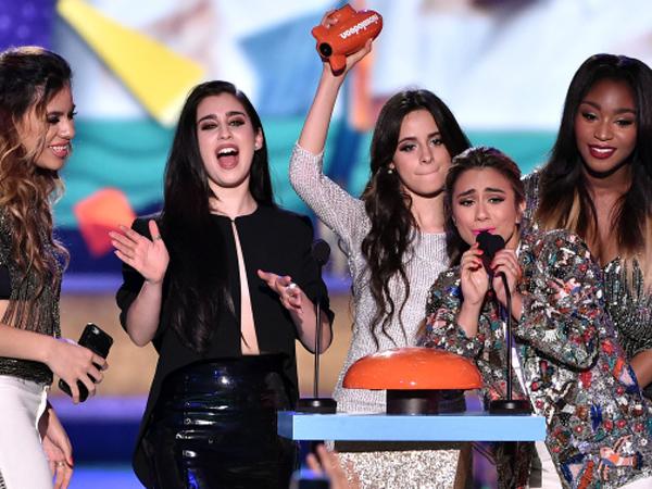 Ini Daftar Pemenang Nick Kids Choice Awards 2015 Kategori Musik!