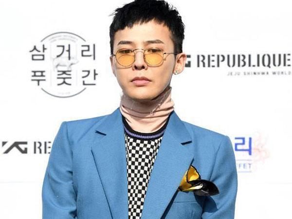 Buat Unit Pelatihan Kesulitan, Agensi Minta Fans Tak Banjiri G-Dragon dengan Surat