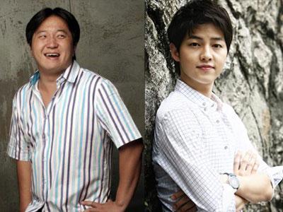 Komedian Jung Hyung Don Parodikan Bed Shoot Song Joongki