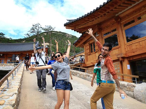 Wisata Gratis Tanpa Visa ke Korea Selatan Buat si 'Anak Transit'