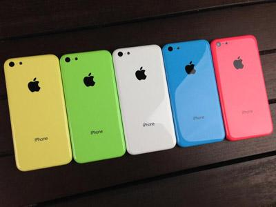 Performa Kurang, Harga iPhone 5C Dipotong Besar-besaran