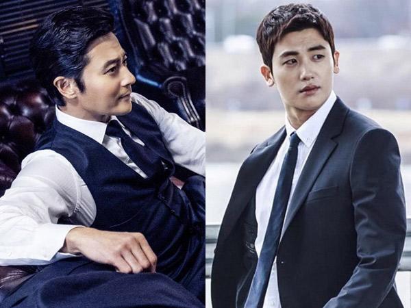 Duo Tampan Jang Dong Gun - Hyungsik Unjuk Chemistry dan Kharisma Kuat di Drama Terbaru 'Suits'