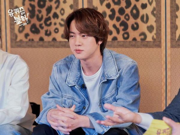 Jin BTS Klarifikasi Soal Wawancaranya yang Diedit di 'You Quiz on the Block'