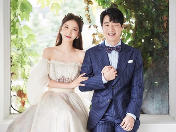 Jisook dan Lee Do Hee Umumkan Tanggal Pernikahan, Intip Foto-fotonya