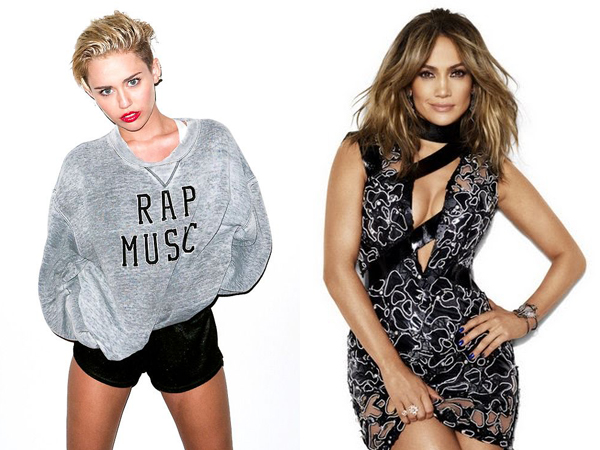 Goyang 'Twerking' di Single Barunya, Jennifer Lopez Tiru Miley Cyrus?
