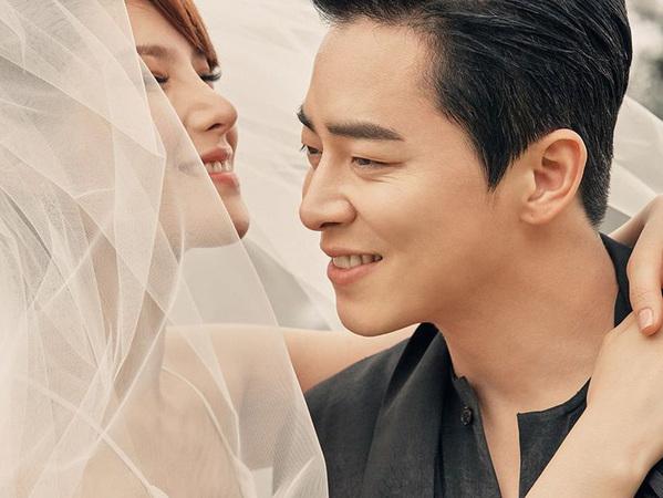 Tulis Surat untuk Fans, Jo Jung Suk Minta Restu Pernikahannya dengan Gummy