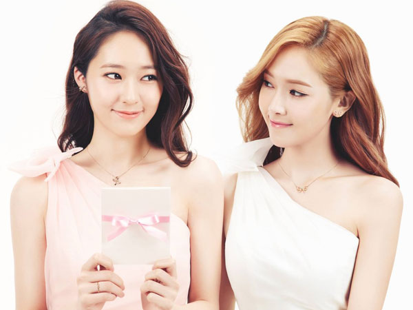 'Jung Sister' Jessica & Krystal Bertengkar Soal Tipe Ideal?