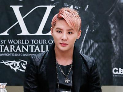 Tiga Tahun Tinggalkan TVXQ, Junsu Minta Maaf Kepada Fans