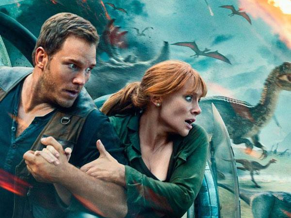 Aksi Menantang Maut Melawan Dinosaurus Di Final Trailer 'Jurassic World: Fallen Kingdom'