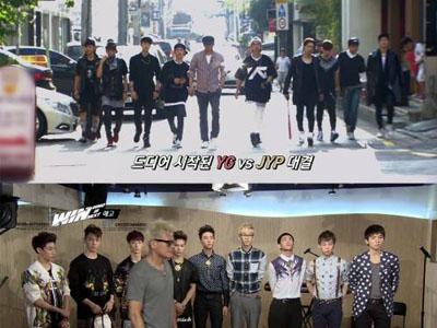 Trainee YG dan JYP Entertainment Siap Bersaing dalam 'WIN'!