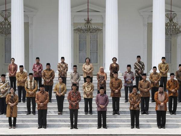 Sinyal Reshuffle Mencuat di Ujung Periode Jabatan, Inikah Para Menterinya?
