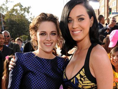 Kristen Stewart Marah Kepada Katy Perry
