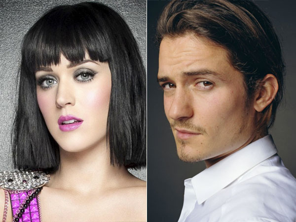 Kencan Romantis, Katy Perry dan Orlando Bloom Nonton Bareng Konser Adele