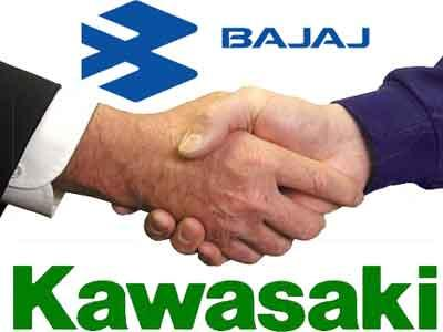 Kawasaki-Bajaj Kolaborasi Tembus Pasar Indonesia