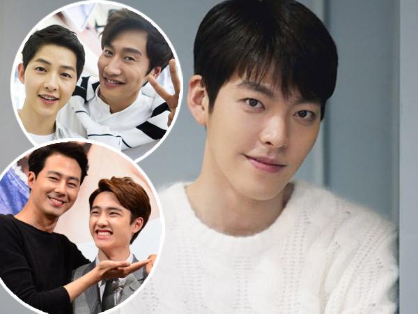 Liburan Bareng Hingga Grup Chat, Kim Woo Bin Bocorkan Kisah Seru Persahabatan Geng Aktornya