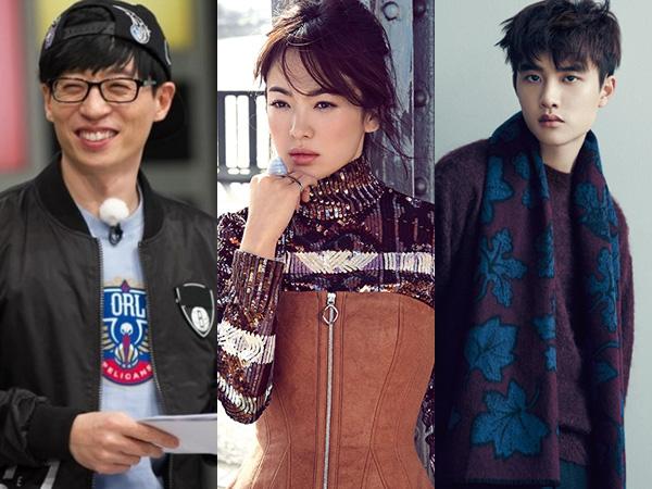 Sebelum Jadi Idola Terkenal, Para Seleb Korea Ini Sebenarnya Punya Mimpi Lain