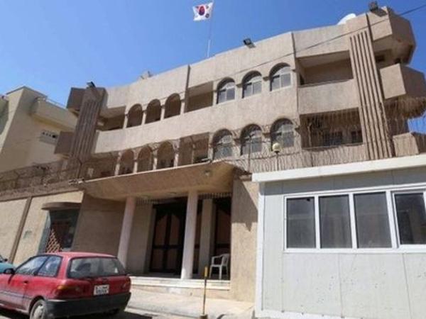Kedubes Korea Selatan di Libya Diserang Pria Bersenjata, Dua Tewas