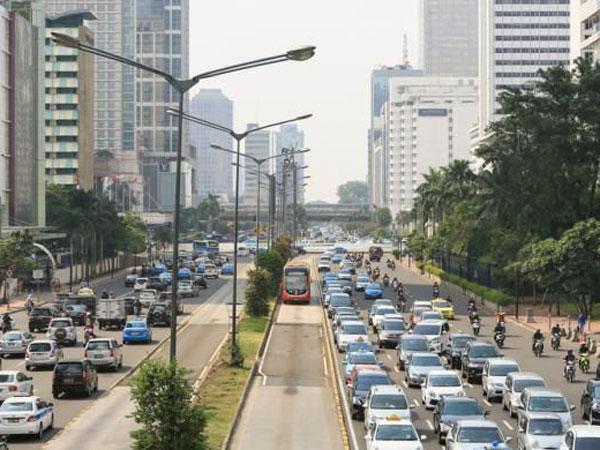Siapa Bilang Lengang? Ini 15 Titik Rawan Macet di Jakarta Saat Libur Lebaran