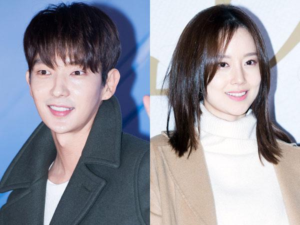 Lee Jun Ki dan Moon Chae Won Dipastikan Bintangi Drama Baru tvN Tentang Psikopat