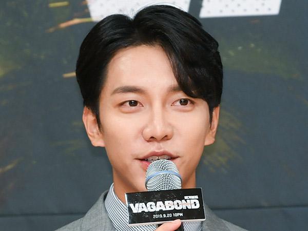 Lee Seung Gi 'Santai' Main di Drama 'Vagabond' yang Telan Biaya Produksi Fantastis