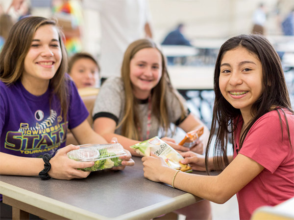 Bukan Hanya Sarapan, Makan Siang Juga Punya Pengaruh pada Tingkat Kecerdasan