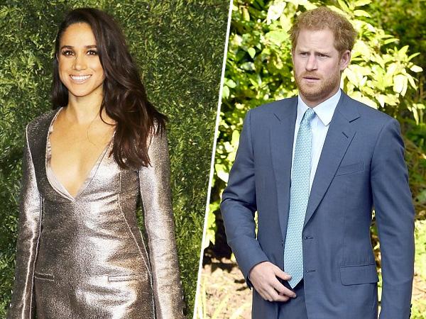 Tertangkap Kamera, Pacar Baru Pangeran Harry Kepergok Kunjungi Kensington Palace