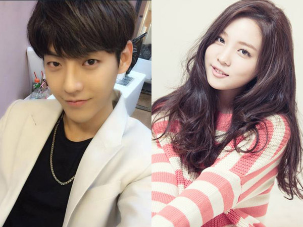 Wah, Adegan Ciuman Minhyuk BTOB dan Yoon So Hee di 'After The Play Ends' Tak Ada di Naskah?