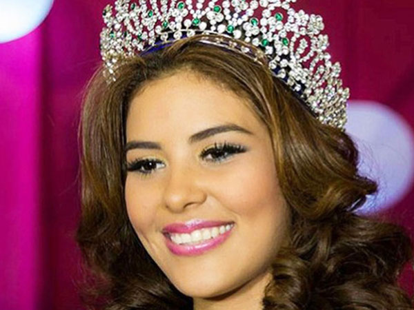 Beberapa Hari Sebelum Kontes Miss World Digelar, Miss Honduras 2014 Menghilang!
