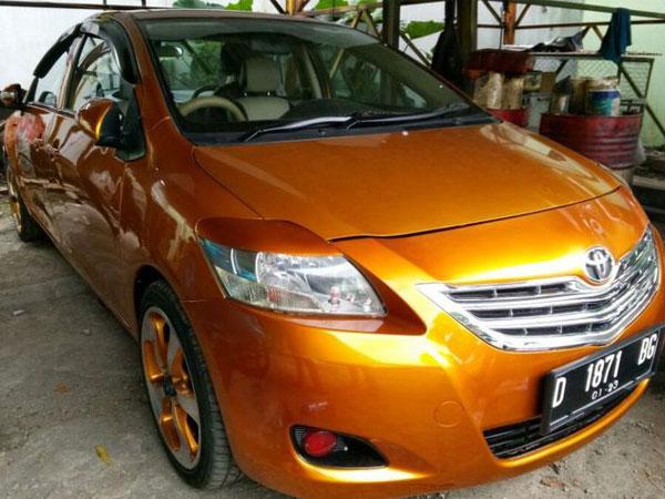 Mengintip Penampakan Mobil Bermuka Dua di Bandung, Siapa Pemiliknya?