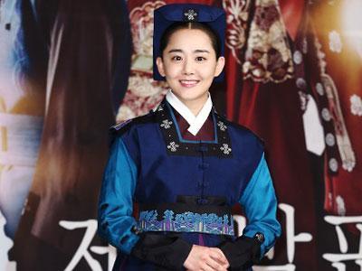 Wah, Mata Moon Geun Young Cedera Saat Syuting 'Goddes OF Fire, Jeongi' !