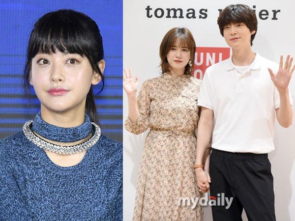 Agensi Oh Yeon Seo Siap Ambil Langkah Hukum Atas Tuduhan Perselingkuhan Goo Hye Sun