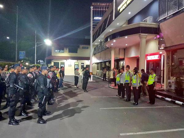 Polisi se-Jakarta Hingga Bogor Serentak Gelar Operasi Antisipasi Geng Motor