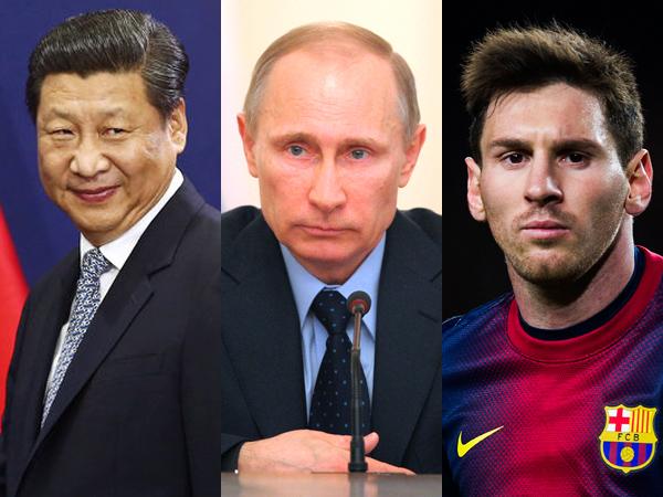 Dari Pemimpin Negara Hingga Messi, Ini Tokoh Dunia Yang Terlibat di Daftar Pencucian Uang Panama