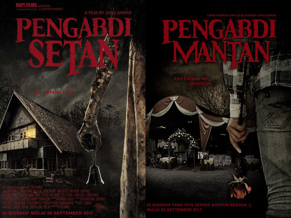 Heboh Plesetan Poster 'Pengabdi Setan' Digelar Joko Anwar, Hasilnya Kocak!