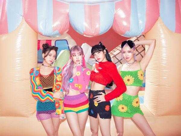 BLACKPINK Catat Rekor Pemesanan Album Terbanyak untuk Girl Group