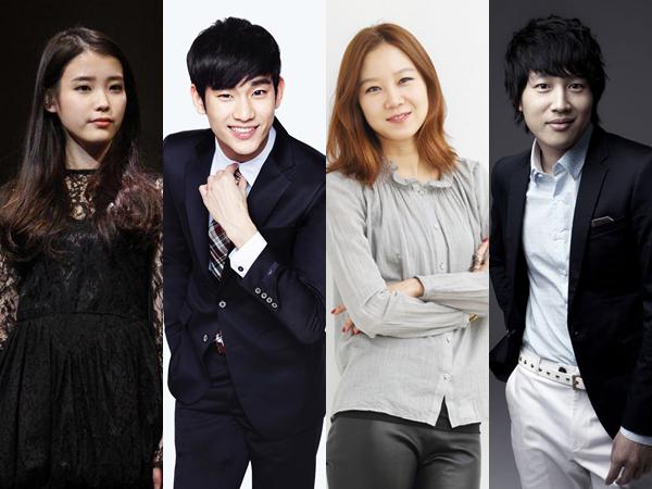 Kim Soo Hyun, IU, Gong Hyo Jin, dan Pemain 'Producer' Lainnya Lakukan Pembacaan Naskah