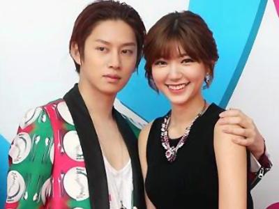 Baru Pertama Bertemu, Heechul SuJu Kira Akan Dapat Ciuman dari Puff Kuo?