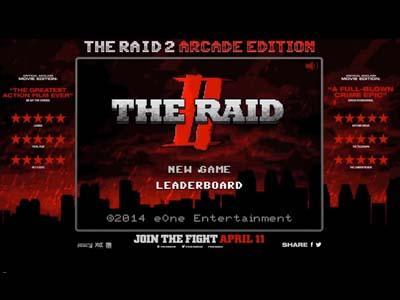Keren, 'The Raid 2' Hadir dalam Bentuk Game Online