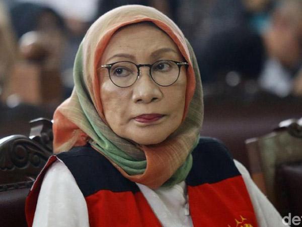 Jalani Sidang Perdana atas Kasus Hoax, Ratna Sarumpaet: Saya Salah, Kalau Dipenjara Nggak Masalah