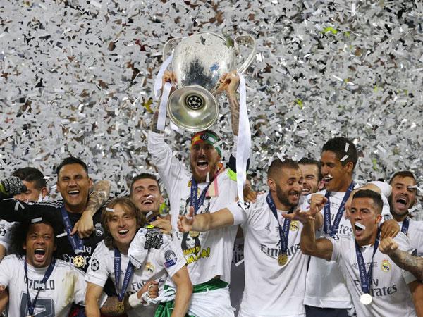 Sukses di Tahun 2016, Pemain Real Madrid Dibanjiri Bonus di Hari Natal