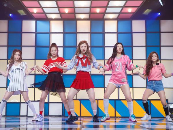 Netizen Temukan Fakta Unik di Balik Lirik 'Dumb Dumb' Red Velvet