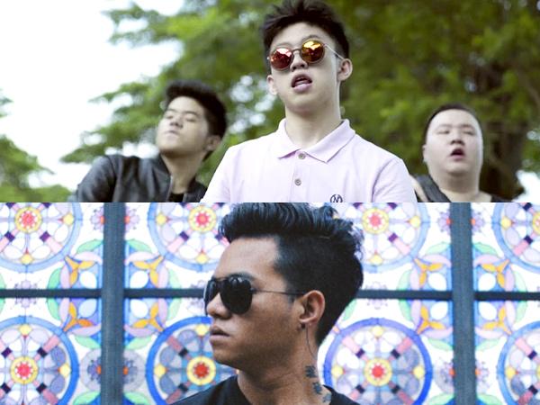 Selamat, Rapper Indonesia Rich Chigga dan YouTuber Reza Oktovian Terima Penghargaan di Korea!