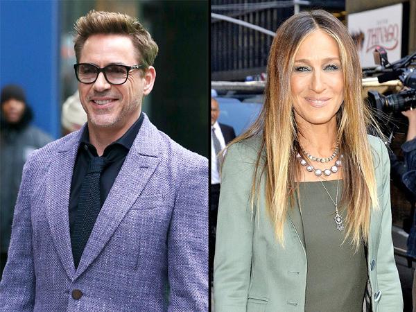 Robert Downey Jr. Akui Makan Malam Bareng Mantan Pacar, Sarah Jessica Parker