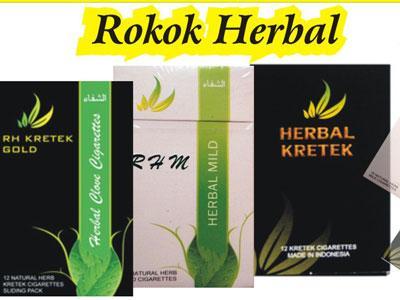 Benarkah Rokok Herbal Lebih Sehat dari Rokok Biasa?
