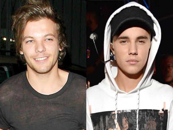 Soal Rilis Album Bersamaan, Ini Balasan Sindiran Louis Tomlinson 1D untuk Justin Bieber