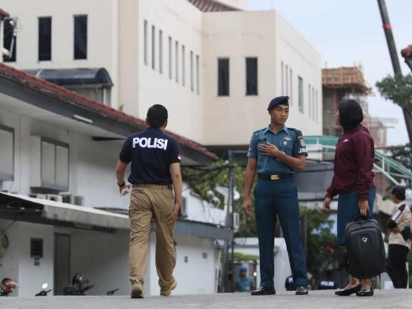 Ledakan di RSAL Mintoharjo Jakarta, 4 Orang Tewas Terbakar