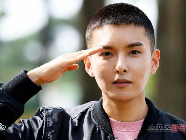 Diantar Leeteuk dan Kyuhyun, Ryeowook Super Junior Pergi Wajib Militer Secara Terbuka